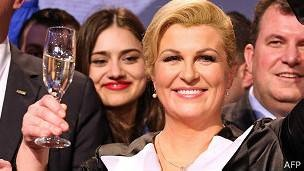 f1 presidenta croacia