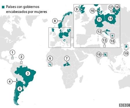 f2 mapa de paises de mujeres