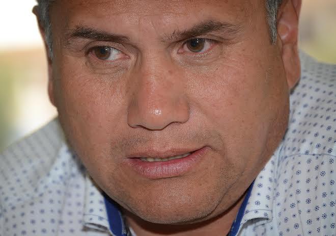 Hector Correa, aspirante Alcaldía Chia 2015Foto Angel Gonzalez Villegas