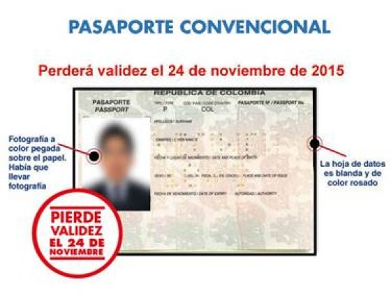 Una gu a para entender todo lo que debe saber sobre la for Pasaporte ministerio interior