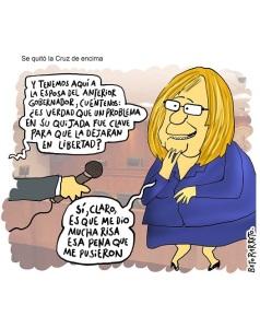 caricatura esposa gobernador 2