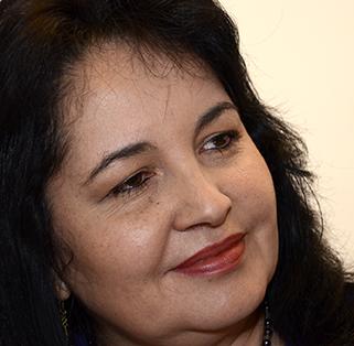 Astrix Godoy Primera Dama Tábio. Foto Angel González Villegas