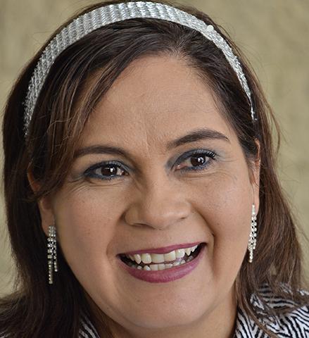 Angelica Moreno Gestora Social de Cota 25 Abril 2016 Foto Angelito Baldrich