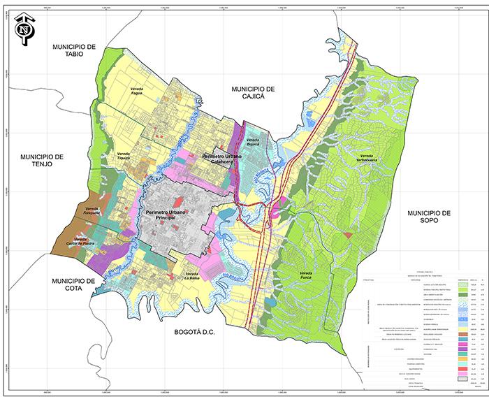 mapa ocupacion del suelo